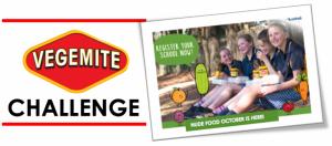 Smash Enterprises – Vegemite Challenge – Win 1 of 2 prizes