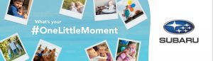 The Morning Show – Subaru – #OneLittleMoment – Win a holiday for 4 to Japan, a $10,000 Airtasker voucher PLUS a new Subaru Forester for a year