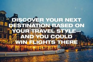 The Urban List – Win a trip for 2 to a Qatar Airways destination in Europe