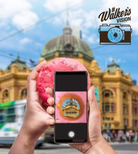 Walker's Doughnuts – Win 1 of 2 dozens of doughnuts