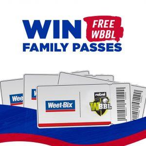 Weet-Bix – Win 1 of 300 family passes