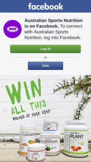 Australian Sports Nutrition – Win this Giveaway Pack (and Maybe Share It With You.. (prize valued at $345)