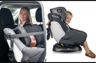 Babyology – Win 1 of 3 Brand New Vita Pro Convertible Car Seats Valued at $799 Each (prize valued at $799)