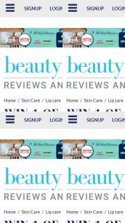 Beauty Heaven – Win 1 of 5 Beauty Bundles In October