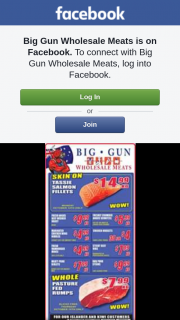 Big Gun Wholesale Meats Underwood – Win 1 of 2 $100 Vouchers