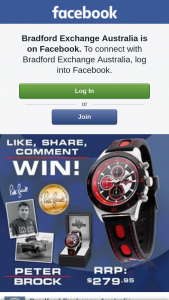 Bradford Exchange – Win Our Incredible Legend of Peter Brock Chronograph Watch