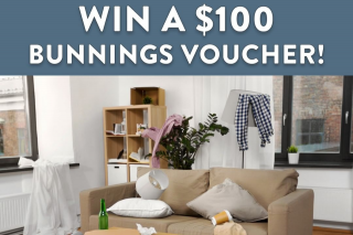 Britex – Win a $100 Bunnings Voucher&#8288 (prize valued at $300)