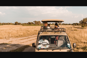 Broadsheet – G Adventures – Win a Nine-Day Adventure In Uganda [closes 5pm] (prize valued at $9,598)