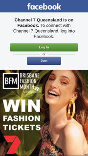 Channel 7 Qld – Two Tickets to The Brisbane Fashion Month Resort Finale