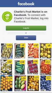 Charlie's Fruit Market – Win 4 Boxes of Fresh Fruit N Veg With Charlie's Bulk Sale