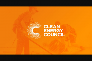 Clean Energy Council – Win One of Five Prize Packs (prize valued at $500)