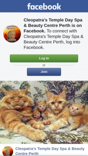 Cleopatra's Temple Day Spa & Beauty Centre Perth – Win Yourself a Family Casual Pass for Four People ( Far-Infrared Sauna Hydrotherapy Spa  Relaxation Lounge With Bubbly and Nibbles ) Valued at $240 (prize valued at $240)