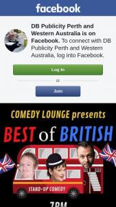 DB Publicity Perth & Western Australia
