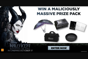 Dendy – Win a Magnificently Massive Prize Pack Including
