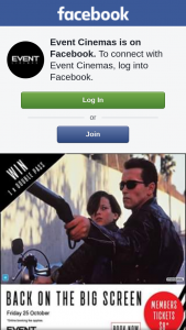 Event Cinemas Indooroopilly – Win a Double Pass to See Terminator 2 Judgement Day