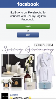 Ezibuy – Win this Luxe Bathroom Package Valued at Over $400 &#128134&#8205&#9792&#65039&#128149 (prize valued at $400)