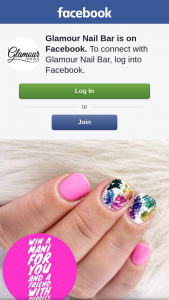 Glamour Nail Bar – Win a Manicure for You and a Friend With Bubbles