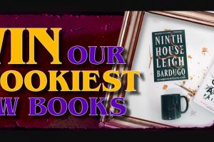 Hachette Australia Books – Win Our Spookiest New Books