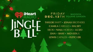 iHeart Radio – Win a trip for 2 to New York City