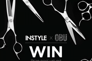 Instyle magazine – Win a Pair of Obu Premium Japanese Steel Hairdressing Scissors (valued at $699) Plus a 2 Year Subscription to Instyle Magazine (valued at $150). (prize valued at $3,000)
