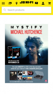 JB HiFi Pre-order Mystify – Win a Mystify Prize Pack Competition Opens 0930am Aedt on 21/10/2019 and (prize valued at $867)