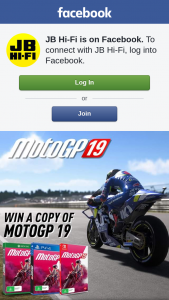 JB HiFi – Win a Copy of Motogp19