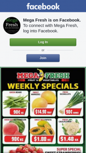 Mega Fresh Browns Plains – Win a $50 Voucher to Spend In Store