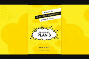 Money Magazine – Win 1/10 Copies of Planning Plan B By Kylie Parker