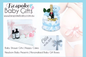 Mouths of Mums – Win a $100 Gift Card to Spend at Bespoke Baby Gifts (prize valued at $500)