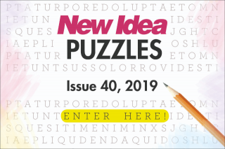 New Idea Puzzles – Win a Trip to Hamilton Island (prize valued at $1,000)