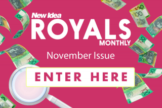 New Idea Royals Monthly November Issue Puzzle – Win One (1) (prize valued at $200)