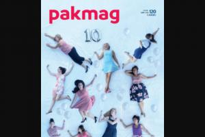 PakMag – Win a $1000 Bedding Voucher (prize valued at $1,000)