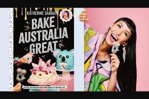 SBS Food – Win 1 of 10 Copies of Bake Australia Great Cook Books