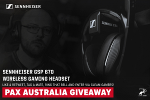 Sennheiser Gaming – DarkSided – Ending on October 17th (prize valued at $500)