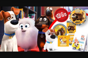 Stack Magazine – Win a Secret Life of Pets Fun Pack