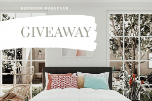 Stilettos and Bricks – Win a Bedroom Makeover (prize valued at $2,939)