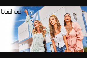 Student Edge – Win a $500 to Spend at Boohoocom (prize valued at $500)