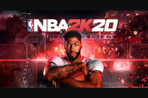 Student Edge – Win One of Five Nba 2k20 Prize Packs (including a Copy of Nba 2k20 for Xbox One (prize valued at $750)