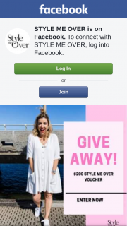 Style Me Over – Competition