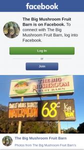 The Big Mushroom Fruit Barn – Win $100 In Store Give-Away Voucher