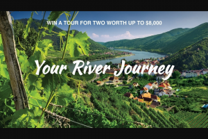 Tour Radar – Win a Cruise for 2 In Europe Or Asia With Amawaterways