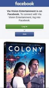 Via Vision Entertainment – Win a Copy of Colony Season 1 on DVD