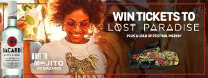 Bottlemart – Win tickets to Lost Paradise for 4 people