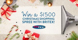 Britex Carpet Care – Win a gift card valued at $1,500