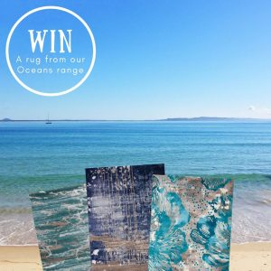 Carpet Call Floor Centre – Win an Oceans rug design
