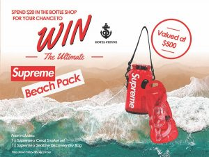 Hotel Steyne Manly – Win a beach prize pack