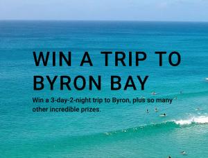 Imbibe Living – Win a trip & 2-night stay in Byron Bay