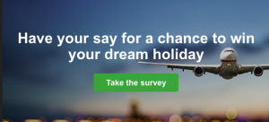 Investment Trends – Complete a survey to Win a $3,000 Flight Centre travel voucher OR 1 of 10 runners-up prizes