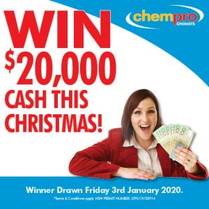 Kingscliff 7-Day Chempro Chemist – Win $20,000 cash