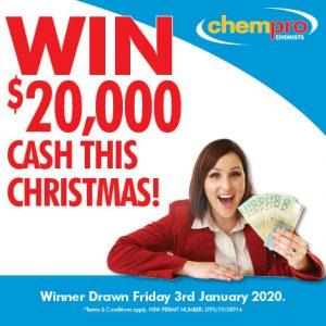 Kingscliff 7-Day Chempro Chemist – Win $20,000 cash